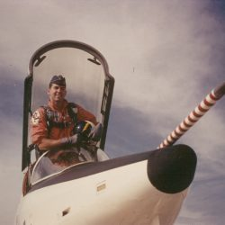 "Stuart E. MacTaggart ""Stu""  Col. USAF (Ret.)"