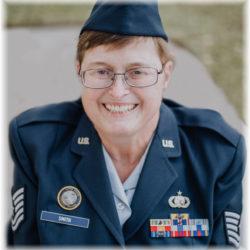 Diana G. Smith, TSgt USAF (Ret)