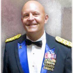 """Kenneth M. """"Kenny"""" Wilkinson, LTC USA (Ret)"""