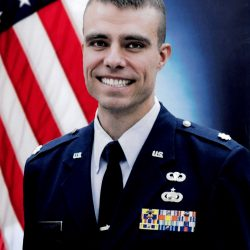 Major Robert M. Whitney, United States Air Force