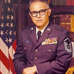 Woodrow W. Watkins   SMSgt USAF (Ret)