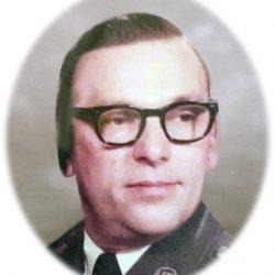 Richard Edward Luigi SMSgt USAF (Ret)