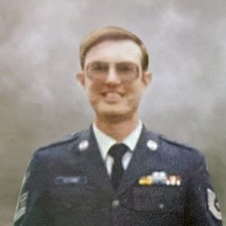 """William J. """"Bill"""" Kellerman MSgt USAF (Ret)"""