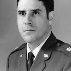 Paul Anthony Barden Lt Col USAF (Ret)