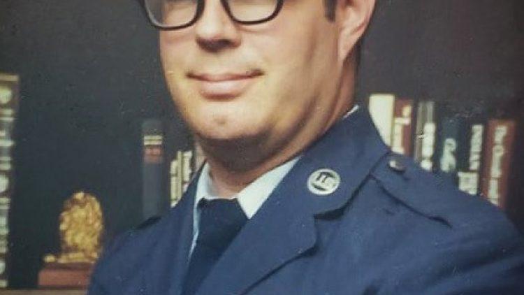 William Andrew Riffle MSgt USAF (Ret)