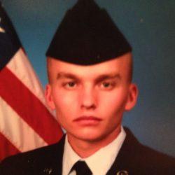 Noah Edward Nohr,  SSgt USAF